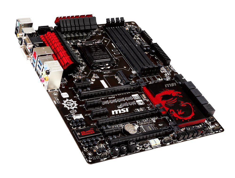 Carte-mère MSI Z87-G45 Gaming