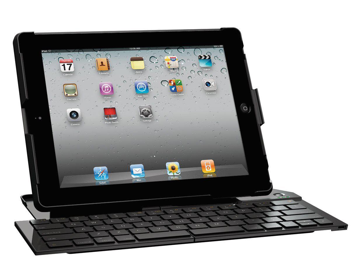Logitech Foldable Keyboard Clavier pliable - compatible iPad 2/3/4