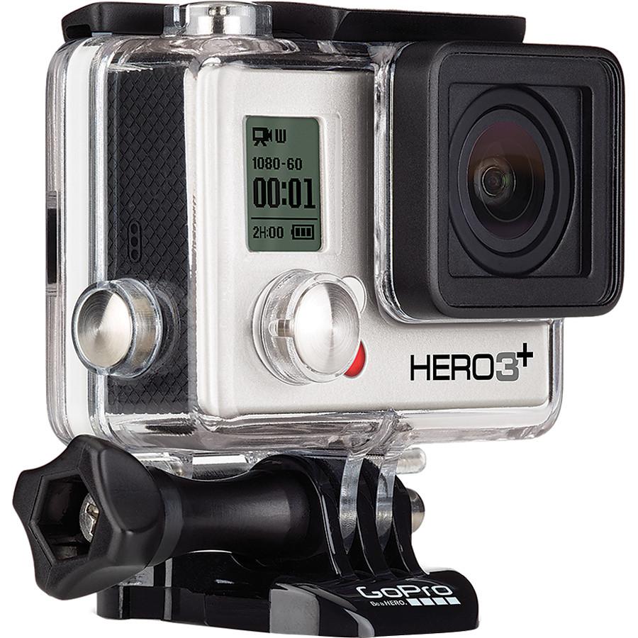 Caméra GoPro Hero 3+ Silver Edition