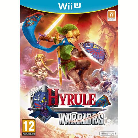 [Précommande] Hyrule Warriors sur Wii U