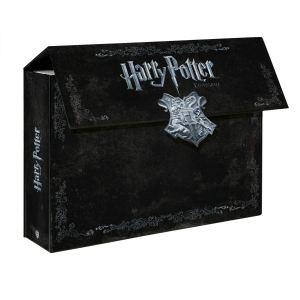 Harry Potter l'intégrale 11 blu-ray à 70€ et 8 DVD