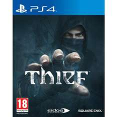 Jeu Thief Edition Day One sur PS4 & Xbox One (+ Steelbook)
