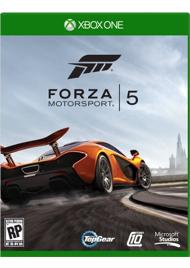 Forza Motorsport 5 sur Xbox One