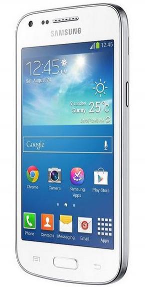 "Smartphone 4.3"" Samsung Galaxy Core Plus G3500 (Avec ODR 30€ + 20€ sur carte Waaoh)"