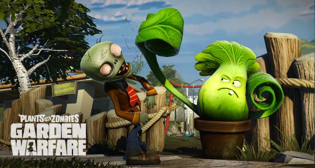 Plants vs. Zombies Garden Warfare - Essai gratuit pendant 72h