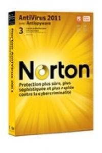 Norton internet security 2011 (3PC) à 15€, Norton antivirus 2011 (3PC)