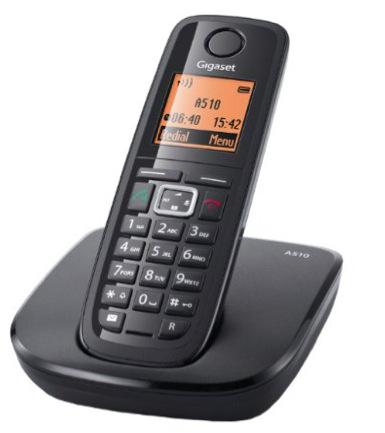 Téléphone sans fil DECT Gigaset A510
