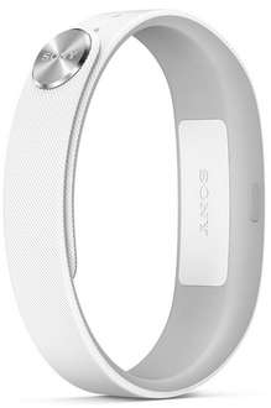 Bracelet connecté Sony Smartband SWR10 Blanc (via Shopmium)