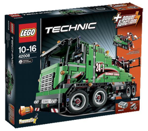 Lego Technic- 42008 - Le camion de service