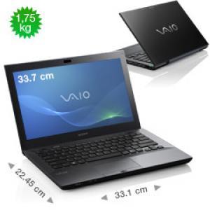 """Sony Vaio SB3 13"""" i3 4Go 500GB HD 6470M 1,7kg"""