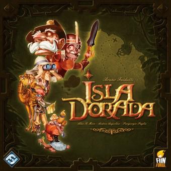 Jeux de société Isla Dorada