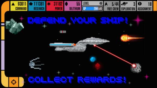 2 jeux (Star Trek Trexels & Cops N Robbers) gratuit sur Iphone et Ipad