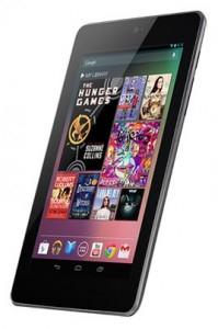 Avoir de 20€ avec la tablette Google Nexus 7 8 Go