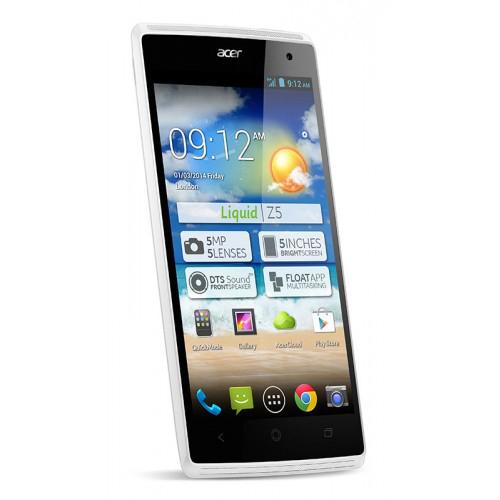 "Smartphone 5"" Acer Liquid Z5 Duo Blanc"