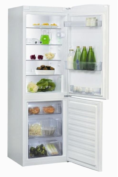 Réfrigérateur combiné Whirlpool WBE3411 A+W Volume 338L