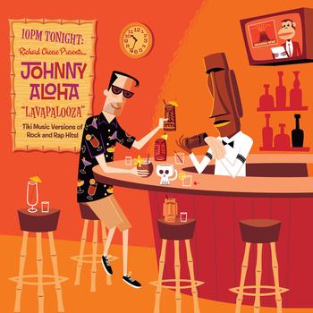 Album de Johnny Aloha - Lavapalooza (dématérialisé) gratuit