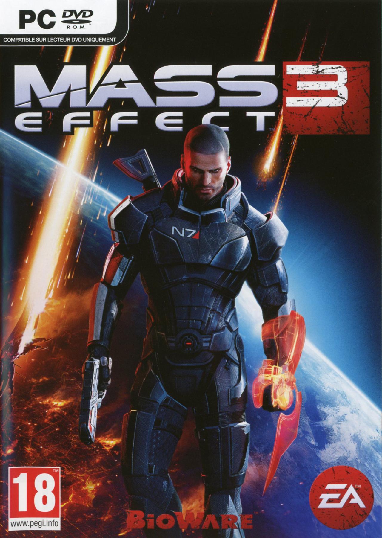 Mass Effect 3 sur PC (dématérialisé)