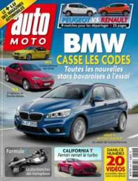 20€ de réduction sans minimum sur les abonnements papiers - Ex : Automoto 1 an (11 numéros) à 4€