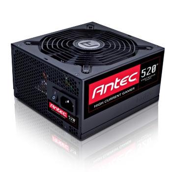Alimentation PC Gaming Antec HCG 520W