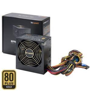 Alimentation PC Be quiet! 500W Efficient Power F1 Certifié 80 PLUS GOLD