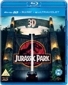 Blu-ray Jurassic Park 3D