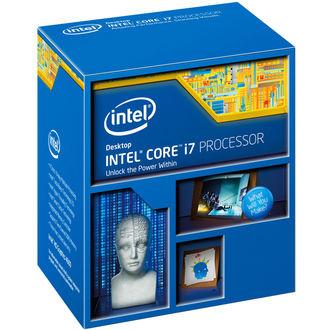 Processeur Intel Core i7-4790K, 4Ghz, Socket 1150 Haswell Refresh + 2 Jeux ou 2 logiciels au choix parmi une sélection