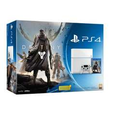 Pack Sony PS4 Blanche + Destiny