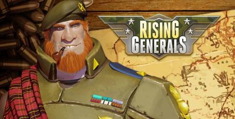 2000 clefs gratuites pour la bêta privée de Rising Generals sur PC