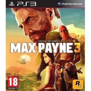 Max Payne 3 sur PS3 à 29,70E et XBOX360
