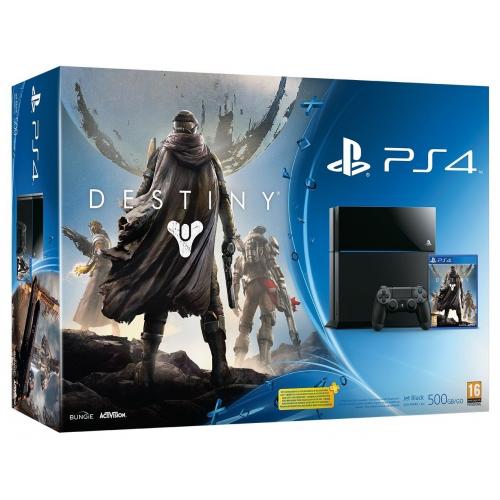 Console PS4 + Destiny