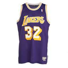 Maillot des Lakers Magic Johnson