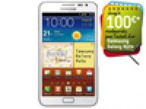 Samsung Galaxy Note Blanc - Avec ODR (-100€)