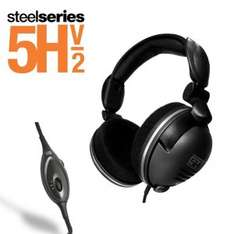 Casque + micro : Steelseries SteelSound 5H V2 avec code promo