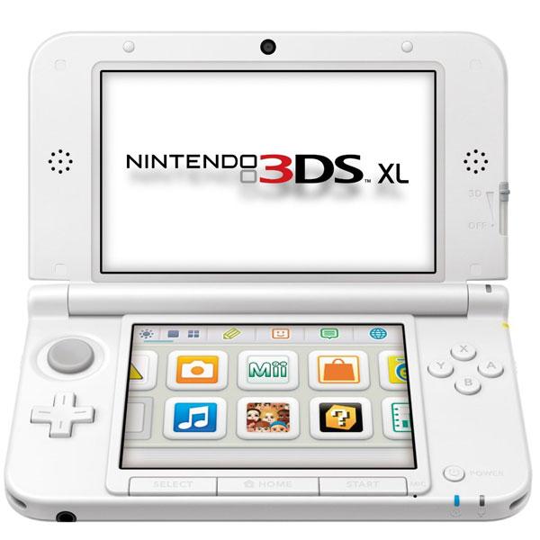 Console Nintendo 3DS XL (Plusieurs coloris)