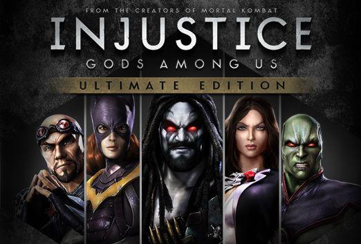 Injustice : Les Dieux sont parmi nous - Ultimate Edition sur PC