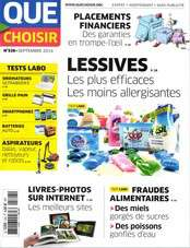 Abonnement mensuel au magazine Que Choisir