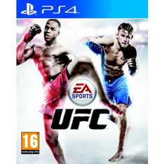 EA Sports UFC sur PS4 ou XBOX One + Tee-Shirt
