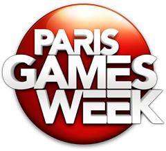 Entrée pour la Paris Games Week