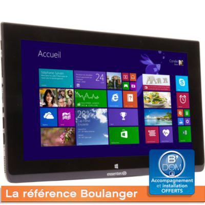Tablette windows 8.1 EssentielB PC'TAB 1203