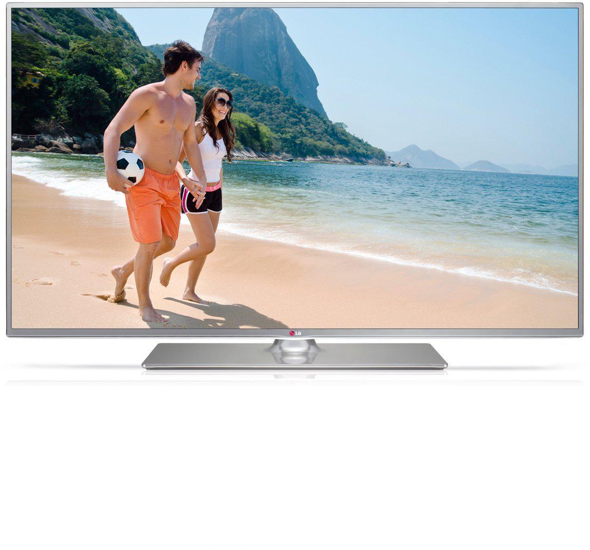 """Téléviseur 50"""" LG 50LB650V - 3D Smart TV Wifi 500Hz"""