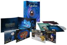Coraline - Coffret collector (Blu-ray + Anaglyph 3D + DVD)