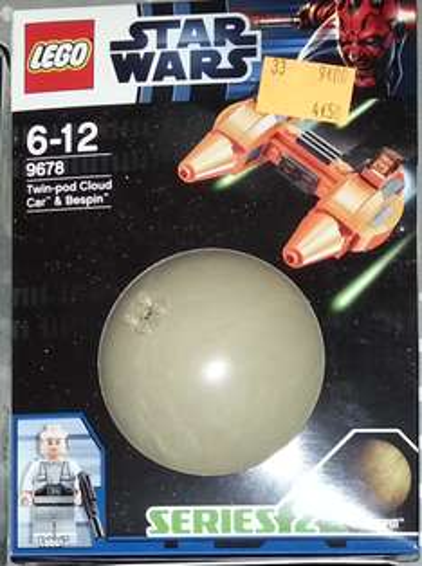 Lego Star Wars Planètes