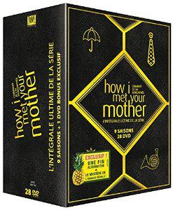 [Précommande] Coffret DVD How I met your mother -  intégrale des saisons 1 à 9