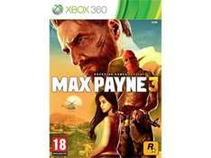 Jeu vidéo Max Payne 3 sur XBOX 360