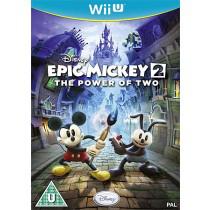 Jeu Nintendo Wii U Epic Mickey 2 : The Power of Two