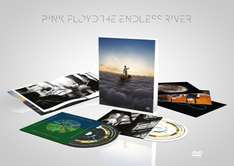 [Précommande] Album The Endless River (CD + DVD)  Pink Floyd Deluxe édition