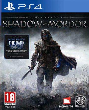 La Terre du Milieu - L'ombre du Mordor sur PS4