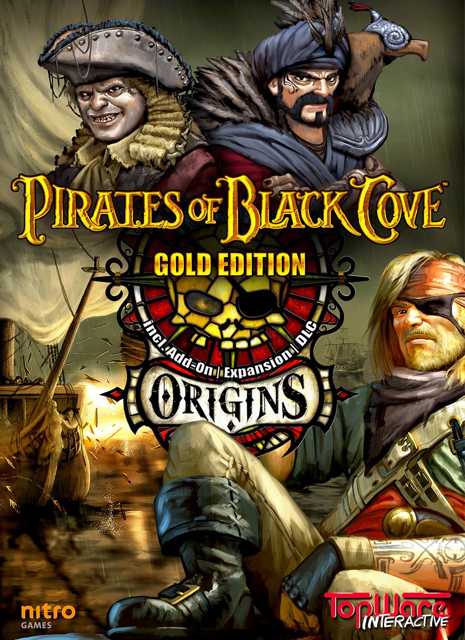 Pirates of Black Cove Gold gratuit sur PC (Steam)