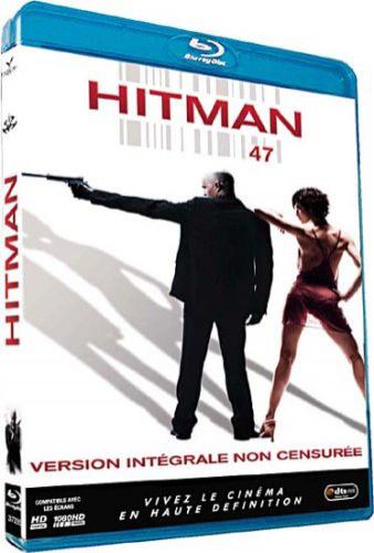 Hitman en Blu-ray (Version intégrale non censurée)