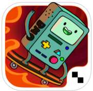 Ski Safari Adventure Time gratuit sur iOS (au lieu de 0.89€)